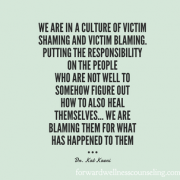 Blame & Shame are part of the NHS Complaint System emotionally abusive tactics